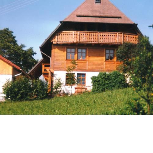 Spacious Apartment near Forest in Oberprechtal