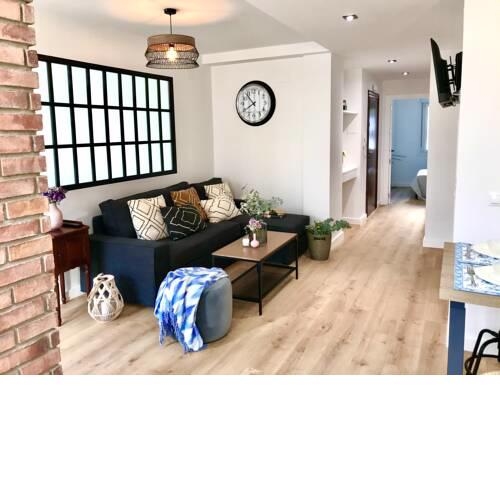 Brand new 2 bedroom /2 bathroom apartment in Malaga city centre